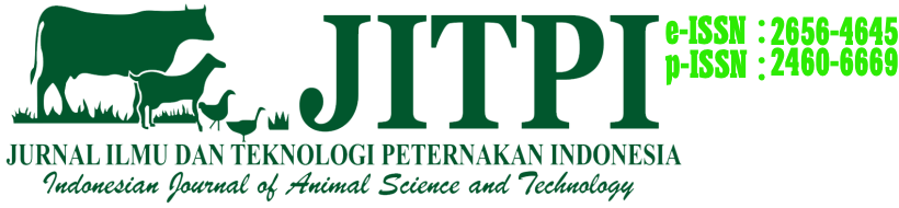 Indonesian Journal of Animal Science and Technology